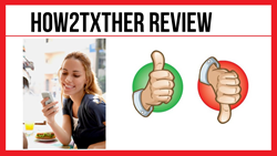 HOW2TXTHER Review