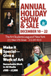 """Holiday Show & Sale"" at The Art Students League:..."