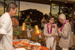 The private reception was held at Koloa Landing Resort and Spa to honor Kumu Hula Kaleinani Hayakawa