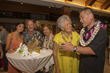 As seen here, Former Kauai Mayor Maryanne Kusaka, in 1991 dedicated a 'hula tree' to Kaleinani