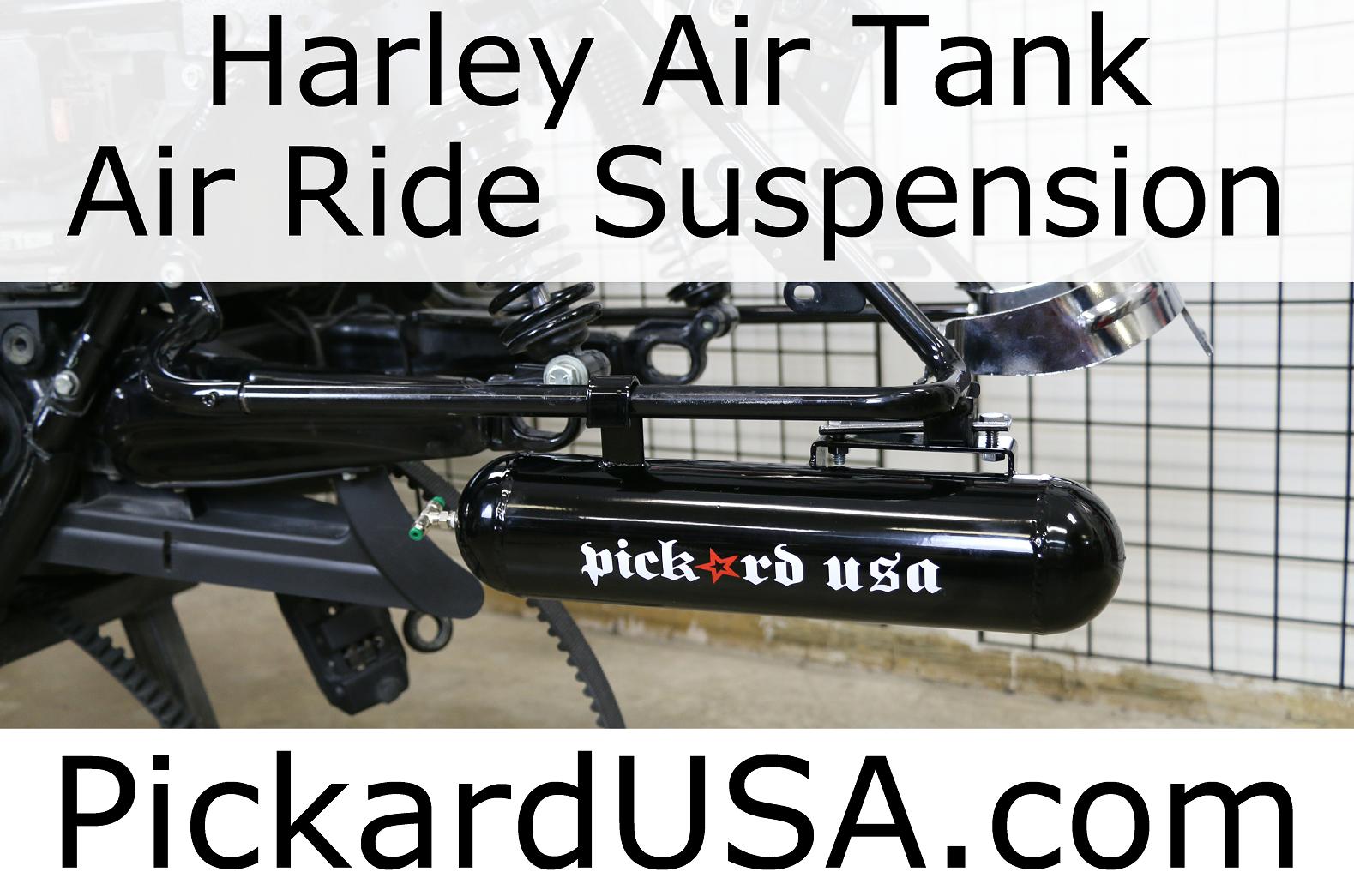 Harley Air Tank
