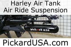Harley Air Tank For Air Ride Suspension