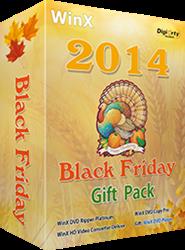 2014 WinX Black Friday Gift Pack