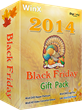 Digiarty Software Spotlights Thanksgiving Gift Pack and Lasts First-Stage Giveaway to Nov.24