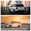 Successful launch of new taillight for the Range Rover Sport is...