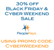 "PeopleKeys Announces ""Cyber Weekend"" Online Event, Featuring 30% Off..."