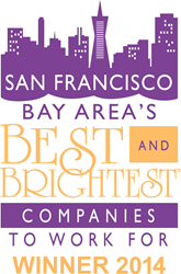 leading provider of career transition services named one of San Francisco Bay Area's 101 Best and Brightest Companies to Work For