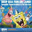 The Little Gym of Houston Now Offering SpongeBob Squarepants Birthday...