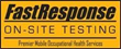 Fast Response On-Site Testing selected to aid Robert Wood Johnson's...