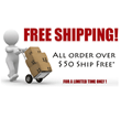 Secure™ Cable Ties Announces Exclusive Shipping on Orders of $50 or...