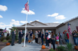 Marine Sergeant Receives Custom, Mortgage-Free Home from Taylor...