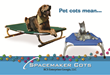 Spacemaker Cots and Sheets USA Launches New Pet Cot Lines; Provides...
