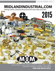 2015 Midland Industrial Catalog Cover