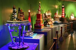 Maritime-Aquarium-2014-lighthouses