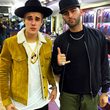 Justin Bieber Pays the Avianne & Co. Team a Visit at their...