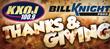 Bill Knight Ford, KXOJ 100.9 Partner for Thanks & Giving