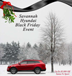 Savannah Hyundai Reduces Prices on 2014 Santa Fe Sport Just in Time for Thanksgiving
