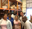 All Year Cooling Volunteers at LifeNet4Families for Thanksgiving
