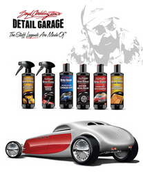 Boyd coddingtons garage launches specialty automotive car care the 2015 boyd coddington detail garage new product line up freerunsca Gallery