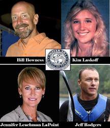 Water Ski Hall of Fame Class of 2015 includes Bill Bowness, Kim Laskoff, Jennifer Leachman LaPoint, & Jeff Rodgers