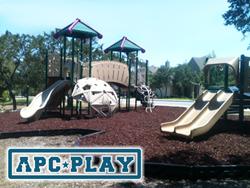 HOA Playground Equipment from APCPLAY