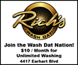 Rich's Wash Dat, A New Orleans Express Car Wash, Extending A $2...