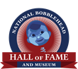 National Bobblehead Hall of Fame and Museum Logo