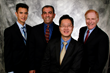 From left to right: Drs. Yam, Shirzadnia, Song and Pasch