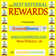 Crowd-Funding Campaigns Driven to New Heights by Referral Rewards;...
