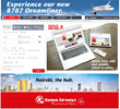 "Kenya Airways optimizes client reach with ""Evinta Corp Booking"""