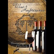 Artistic Scrapbook for Wine Experiences in 'Wine Impressions'