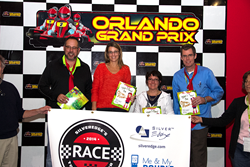 Client Winners at SilverEdge Deltek Insight 2014 Racing Event