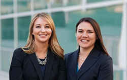 San Diego Personal Injury Attorneys Jennifer Martinez and Michelle Schill