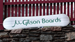 Gilson Boards Patent-Pending Contoured Snowboard Base