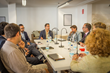 U.S. Ambassador to Spain, James Costos, AJE Sevilla, and Glamping Hub discuss entrepreneurship in Spain.