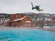the Ski Swim Stay package includes a visit to Glenwood Hot Springs Pool