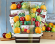 Wine Country Gift Baskets –Holiday Fruit Collection