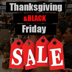 Thanksgiving & Friday Web Hosting Promotions