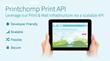 Printchomp Announces Print API Integration For 3rd Party Developers;...
