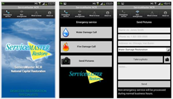 ServiceMaster Mobile App