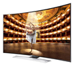 Samsung HU9000 Curved UHD TV