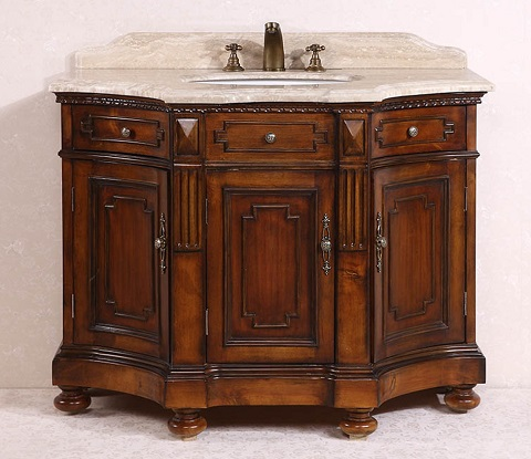 Has Introduced A Guide To Solid Wood Bathroom Vanities From Legion Furniture