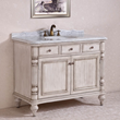 "Legion Furniture 47"" Solid Wood Bathroom Vanity WH2747"