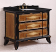 "Legion Furniture 44"" Solid Wood Bathroom Vanity WH2144"