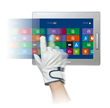 Touch-Gesture Industrial Display Released