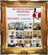 Pinterest $500 Art for the Holidays Contest