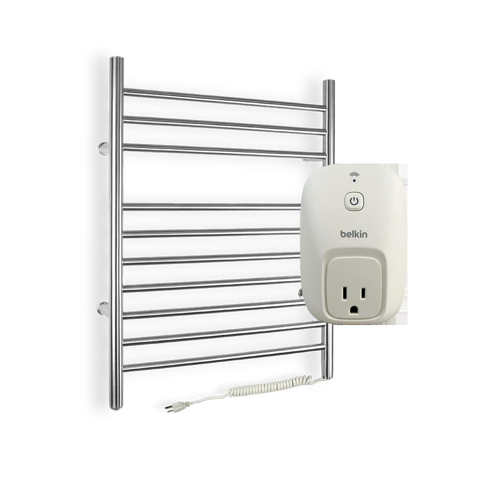 Warmlyyours Radiant Heating Launches Smart Towel Warmer