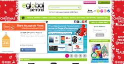 ShopSocially Social Connect App on eGlobal Central EU