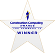 Construction Computing Award for Document & Content Management Product of 2014, Adoddle 17(two years running)