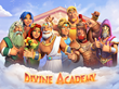 All characters of Divine Academy